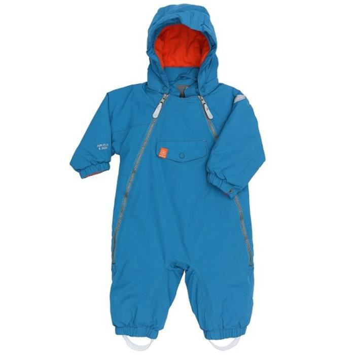 COLOR KIDS Mini Combinaison Rota Bleu