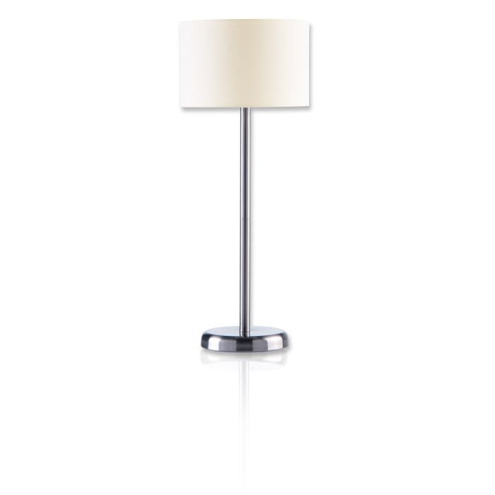 lampe a poser pied inox