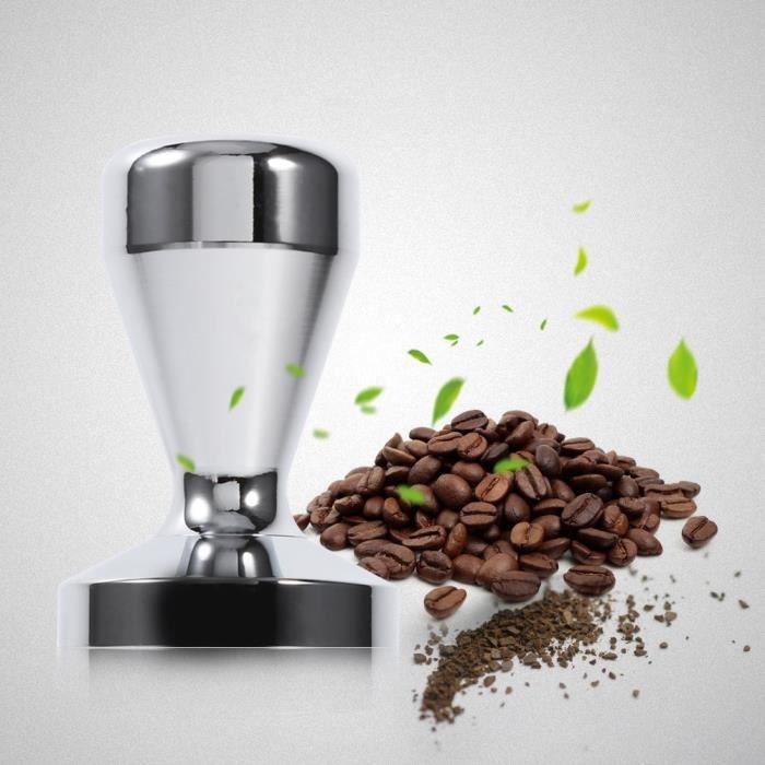 Presse à grains de café tamper en Acier inoxydable de 51 mm de diamètre HB022 Haute Qualité