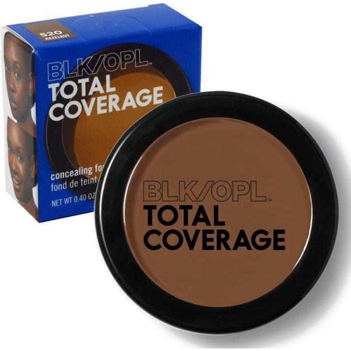 Black Opal (BLK/OPL) Total Coverage Concealer - HAZELNAUT