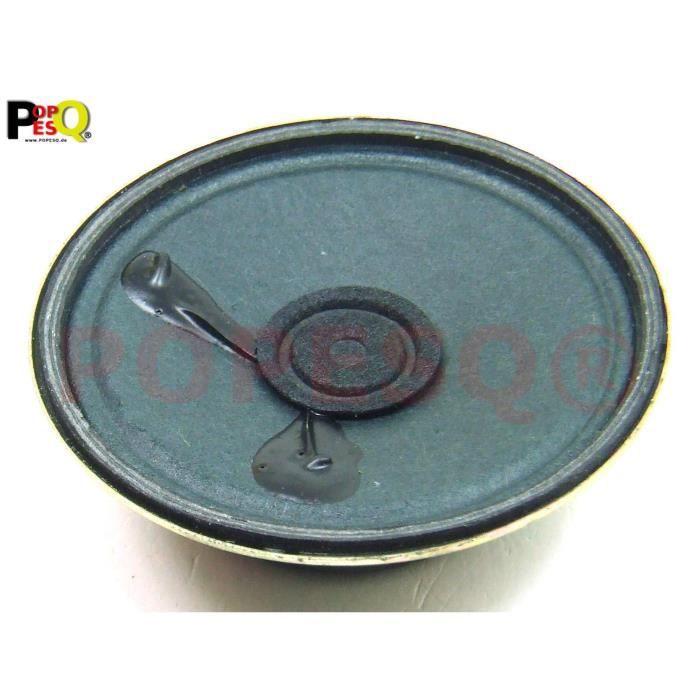 POPESQ® 1 pcs. x Haut parleur 8 Ohm 3W 57mm #A526