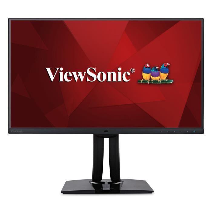 Écrans PC ViewSonic VP2785-4K Moniteur IPS 27- 4K UHD 3840x2160 Pixels, 5ms, Delta E