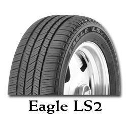 Goodyear 205/50R17 89H Eagle LS2 ROF bmw