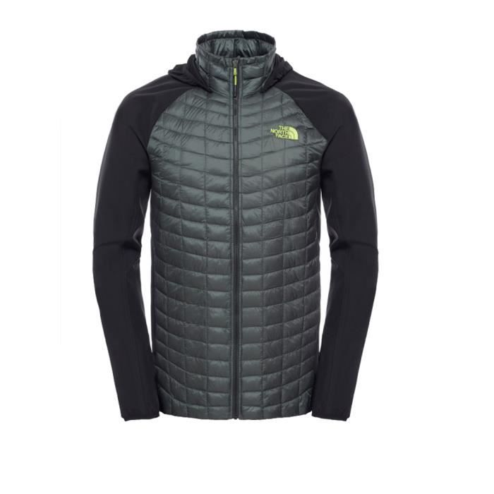 0a7371a9054 The North Face Veste Men s Thermoball Hybrid Hoody - Prix pas cher ...