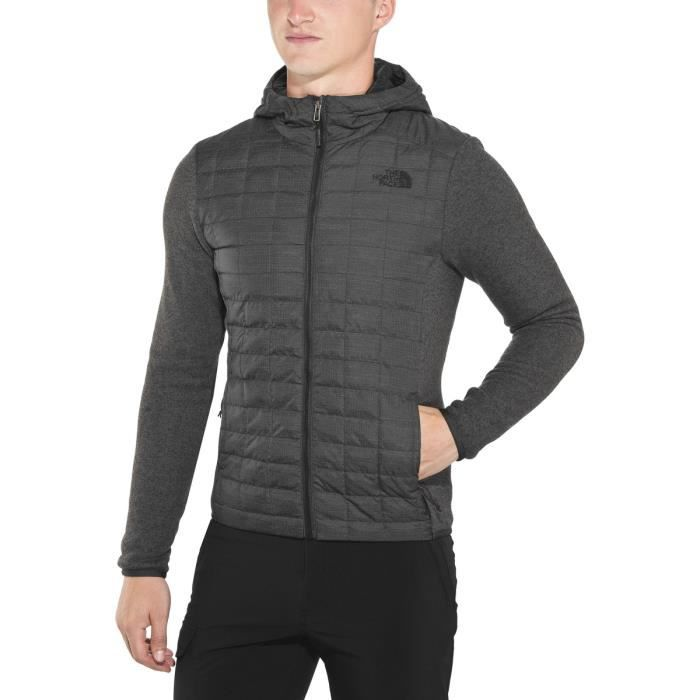 8f3f42d9c2 The North Face ThermoBall Gordon Lyons - Veste Homme - gris/noir ...
