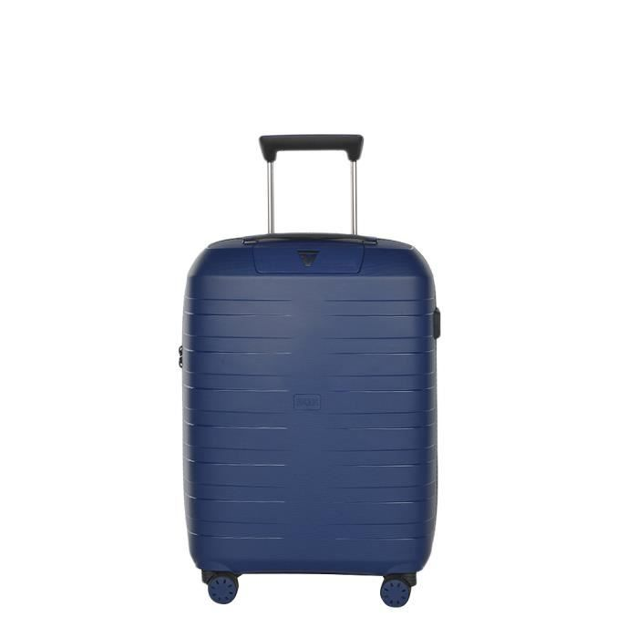 Bagage Un 55 Cm Navy Box 0 2 Spinner Cabine 5543 Roncato Nwv0m8On