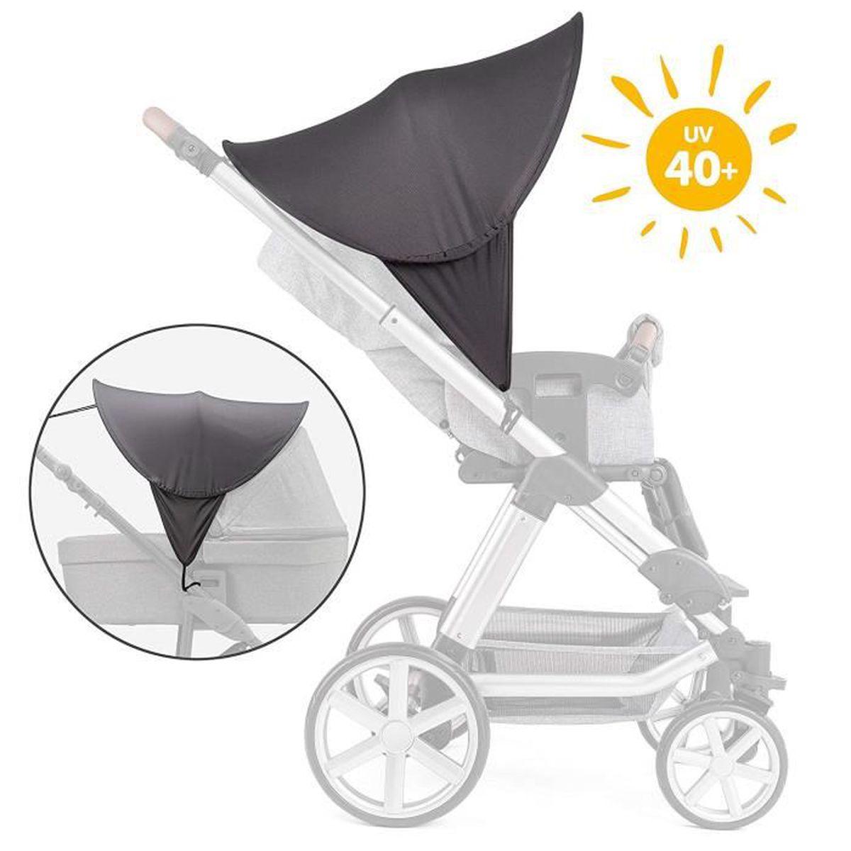 Universel Anti-vent et anti-UV Pare-soleil pour poussette et si/ège de voiture