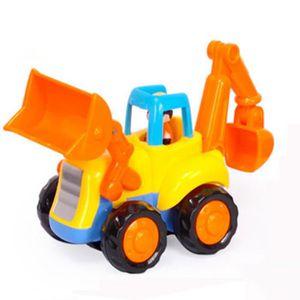 REMORQUE - CHARIOT Bulldozer Jouet Jeu Construction Voiture Véhicule