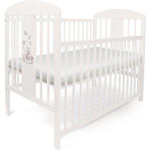 LIT BÉBÉ Lit pour Bébé à barreaux TOMI 20 -