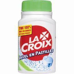 EAU DE JAVEL La Croix Javel en pastilles