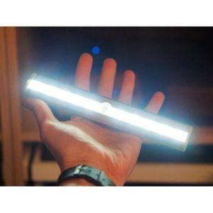 KIT ÉCONOMIE ÉNERGIE 1pcs Veilleuse LED Automatique 10 LED Lampe Nuit P
