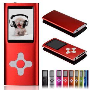LECTEUR MP4  8GB Lecteurs Mp3 Mp4 Mp5 avec 1.8