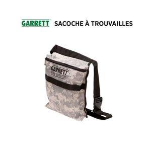 DÉTECTEUR DE MATÉRIAUX Détecteur de Métaux Sacoche à trouvailles Garrett