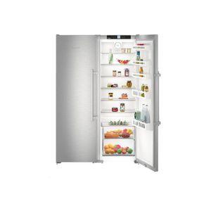 RÉFRIGÉRATEUR CLASSIQUE Liebherr Comfort SBSef 7242 Réfrigérateur-congélat