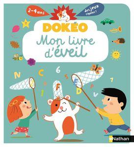 LIVRE 0-3 ANS ÉVEIL Livre - mon livre d'éveil ; 2/4 ans