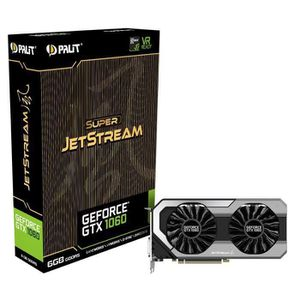 CARTE GRAPHIQUE INTERNE Carte graphique Palit GeForce GTX 1060 Super JetSt