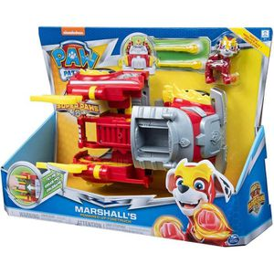 FIGURINE - PERSONNAGE Paw Patrol Marshall' s mighty pups powered up fire