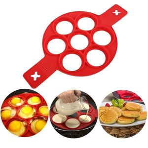 MOULE  ^^1087& Moule à Crêpes, 7 Trous Pancake Moules à O