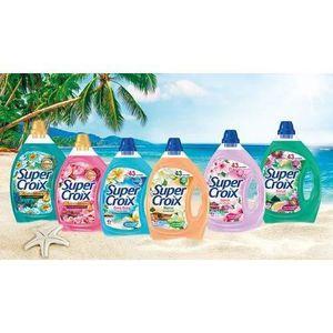 LESSIVE Super Croix Bora Bora - Lessive Liquide - Lot de 2
