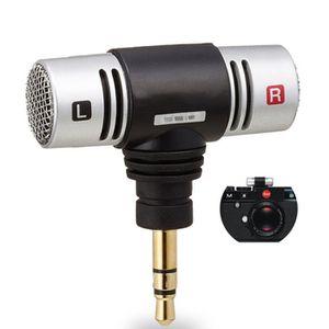 MICROPHONE TD® petit microphone jack portable pc enfant camer