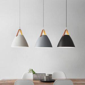 LUSTRE ET SUSPENSION Lampe Suspendue Luminaire Salon Led Simple Moderne