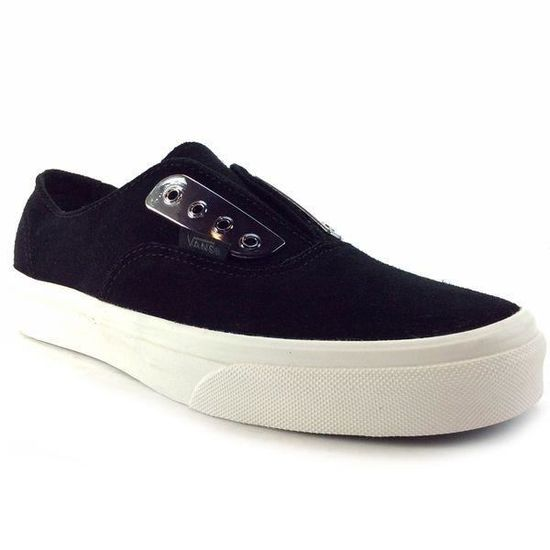 Basket - Vans - Authentic Gore Noir Noir - Achat / Vente basket