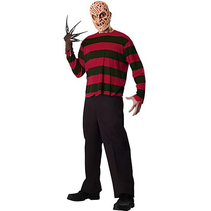 Déguisement Freddy Krueger Adulte