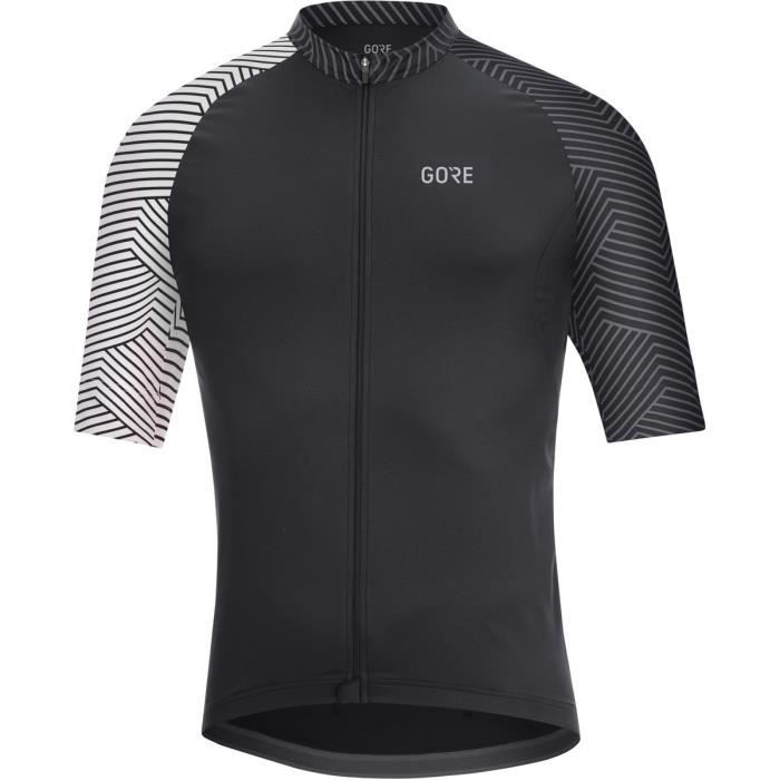 GORE WEAR C5 Optiline - Maillot manches courtes Homme - noir