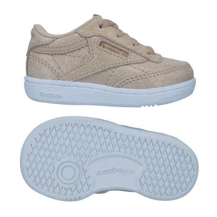 Chaussures de tennis femme junior Reebok Club C