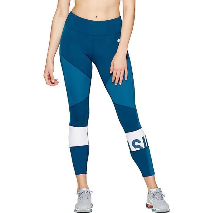 Asics Femmes Colour Block 2 Capri Legging Running