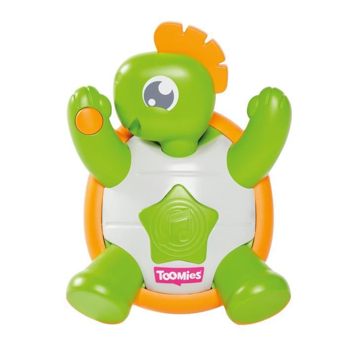 TOMY Ma Tortue Musi'Pop
