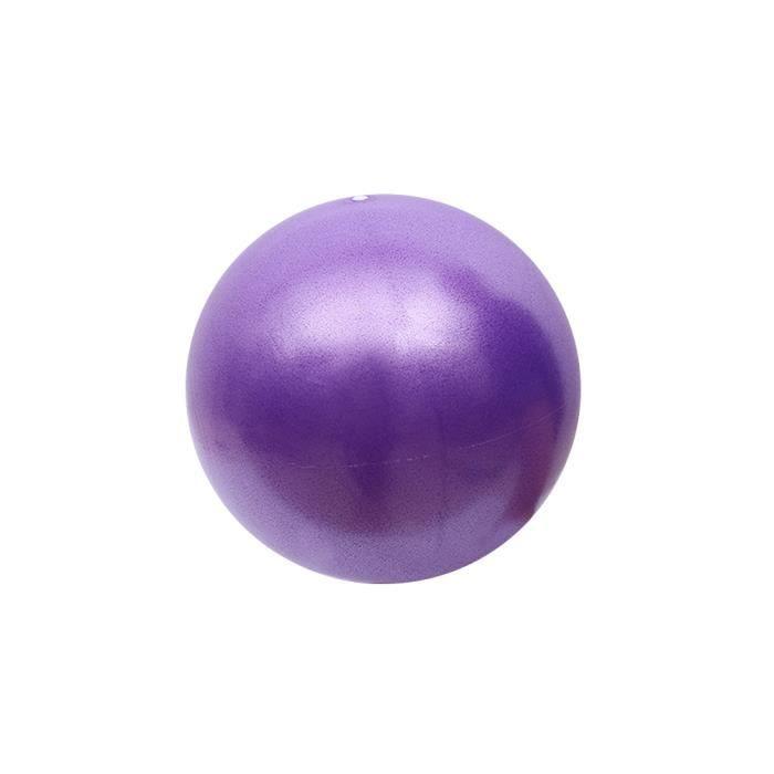 Yoga Pilates Ball Petit ballon d'exercice pour les entraînements abdominaux et TAPIS TAPIS DE SOL - TAPIS DE GYM - TAPIS DE YOGA