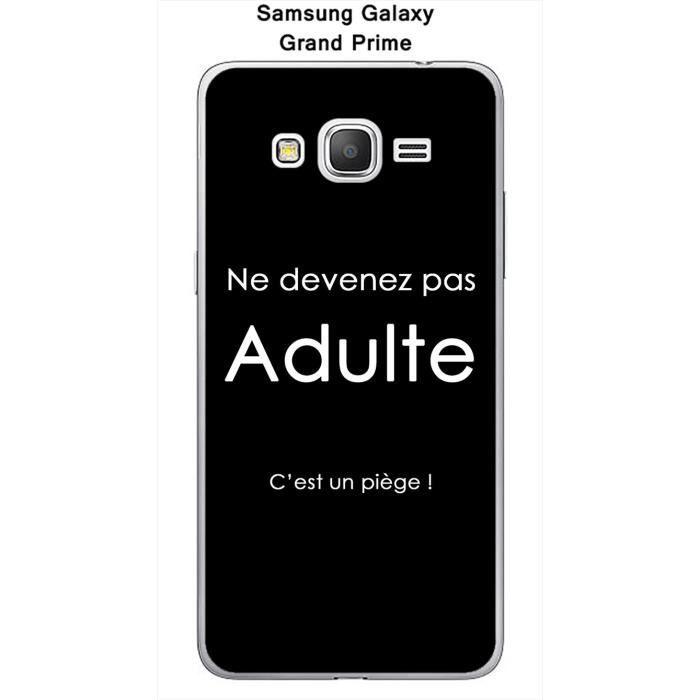Coque Samsung Galaxy Grand Prime - SM-G531F design Citation