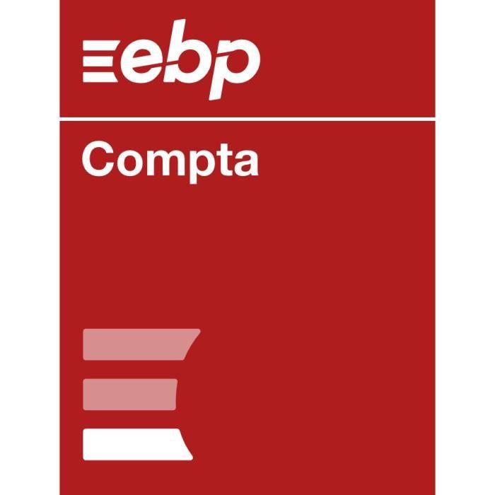 BUREAUTIQUE EBP Compta Classic - Dernière version 2020 - Ntés