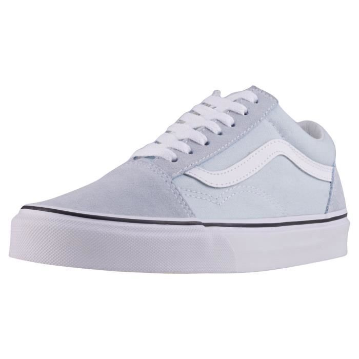 Vans Old Skool Femmes Baskets Pastel Bleu - 6 UK Pastel bleu ...