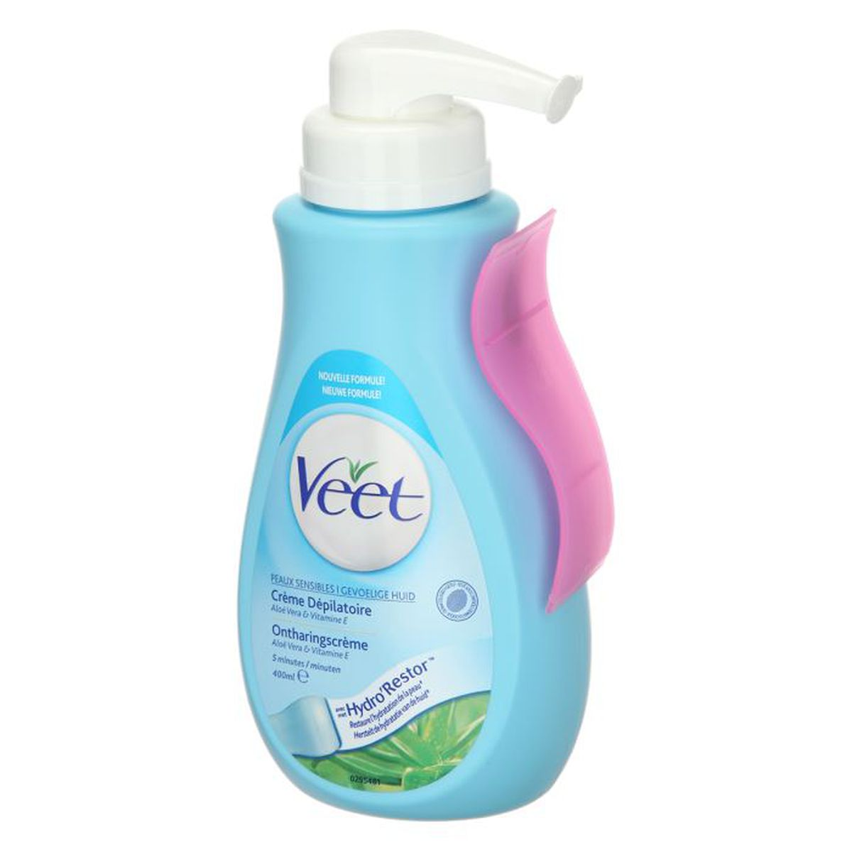 veet cr me d pilatoire pompe 400ml achat vente cr me d pilatoire veet creme pomp 400ml sensi. Black Bedroom Furniture Sets. Home Design Ideas
