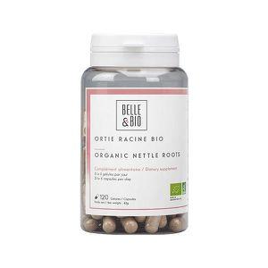 CONFORT URINAIRE Belle et Bio - Ortie racine bio - 120 gélules