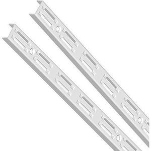 Element System Maxi support pour /étag/ères en bois ou en verre 11052-00000