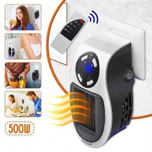 Mini Radiateur d/'huile 700W rempli thermostat électrique portable 6 fin poêle compact