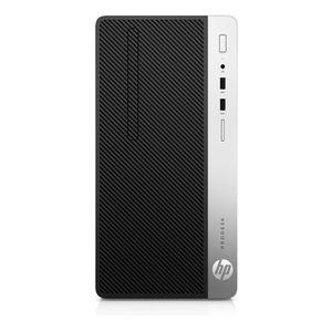 UNITÉ CENTRALE + ÉCRAN HP ProDesk ProDesk 400 G5 MT, 3,2 GHz, Intel Core