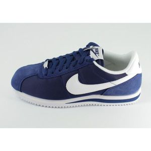 finest selection 7146f 14668 Basket Nike Classic Cortez Nylon… Bleu