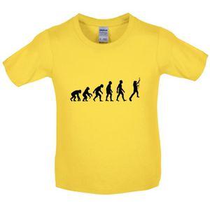 T-SHIRT Dressdown - Evolution de l'homme Guitare - T-Shirt