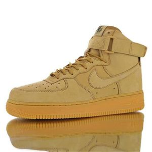 air force 1 jaune moutarde