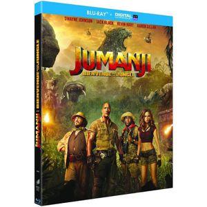BLU-RAY FILM Jumanji 2017 Bluray Edition française