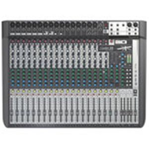 TABLE DE MIXAGE Soundcraft Signature 22 MTK - Console de mixage 22