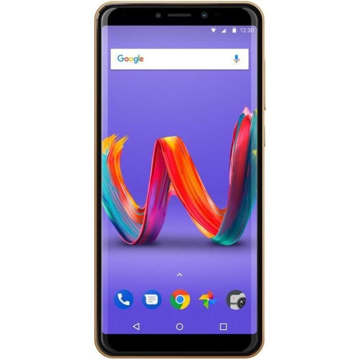 WIKO Harry2 Smartphone 16Go Or