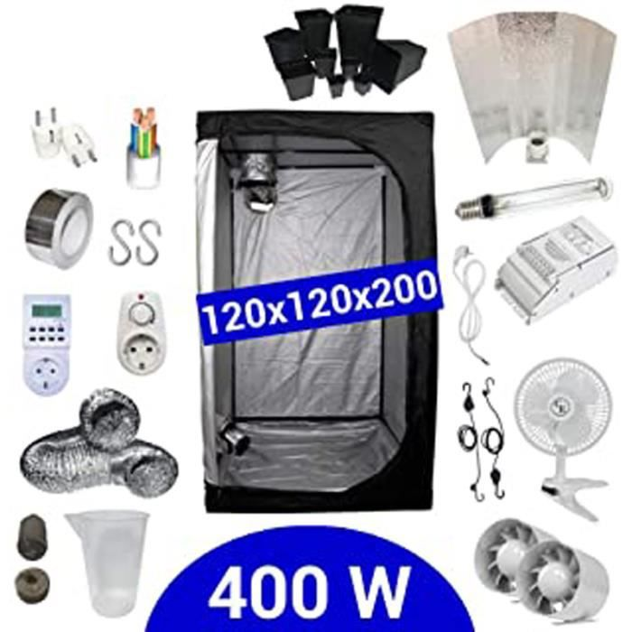 M-ok4 Pack Tente 400W 120X120 - Eti +
