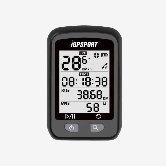 Compteur GPS - IGS20E - Le Compteur GPS Challenger