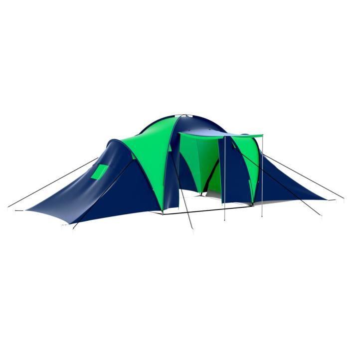 #MEUBLE#3145Magnifique Tente de camping familiale 6-10 personnes Haut de gamme Professionnel - Tente Camping Extérieur Imperméable B