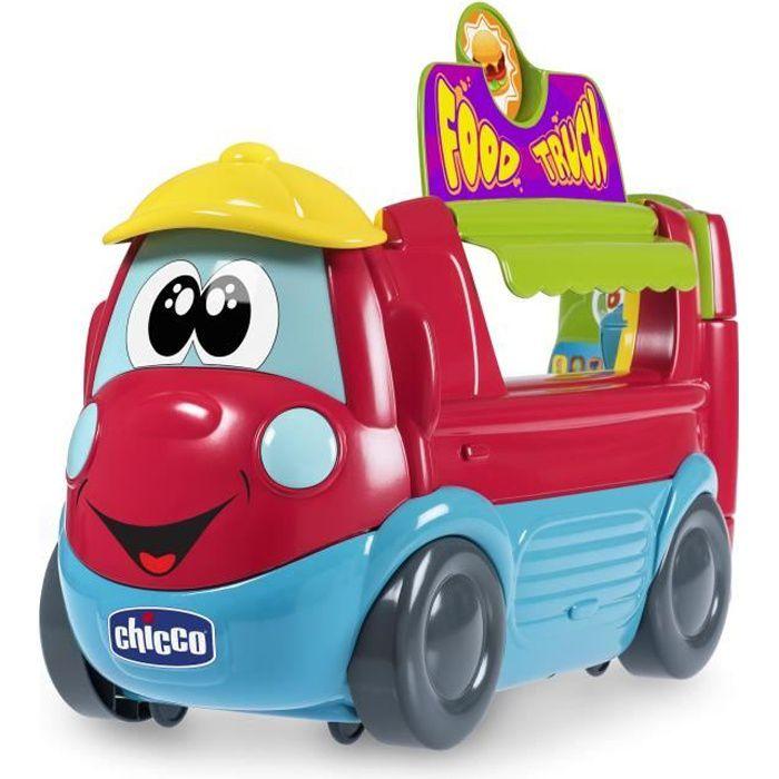 CHICCO Albert Camion Bilingue - 1 à 4 ans